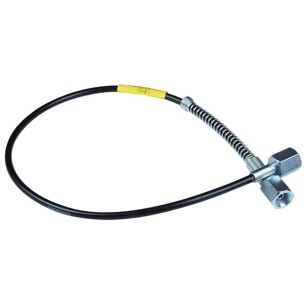 Latiguillo MDE 50cm. 1/8 BSP hembra - 1/8 BSP hembra