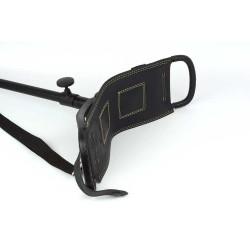 Bastón- Asiento de caza color negro