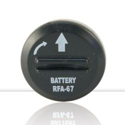 Pila litio 6v Pack 2 un. RFA-67D-11