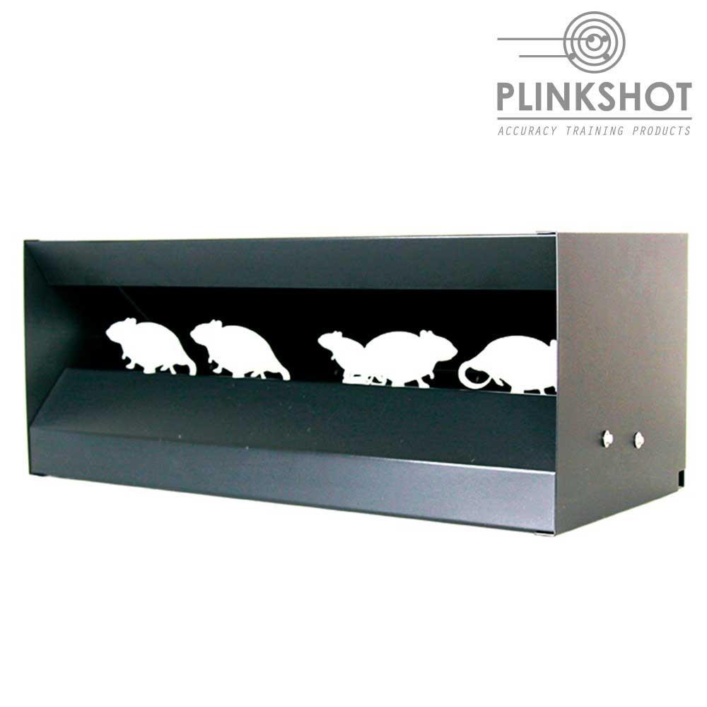 Diana de péndulos Plinkshot - 4 ratas