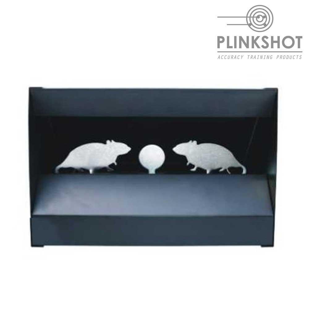 Diana de péndulos Plinkshot - 2 ratas