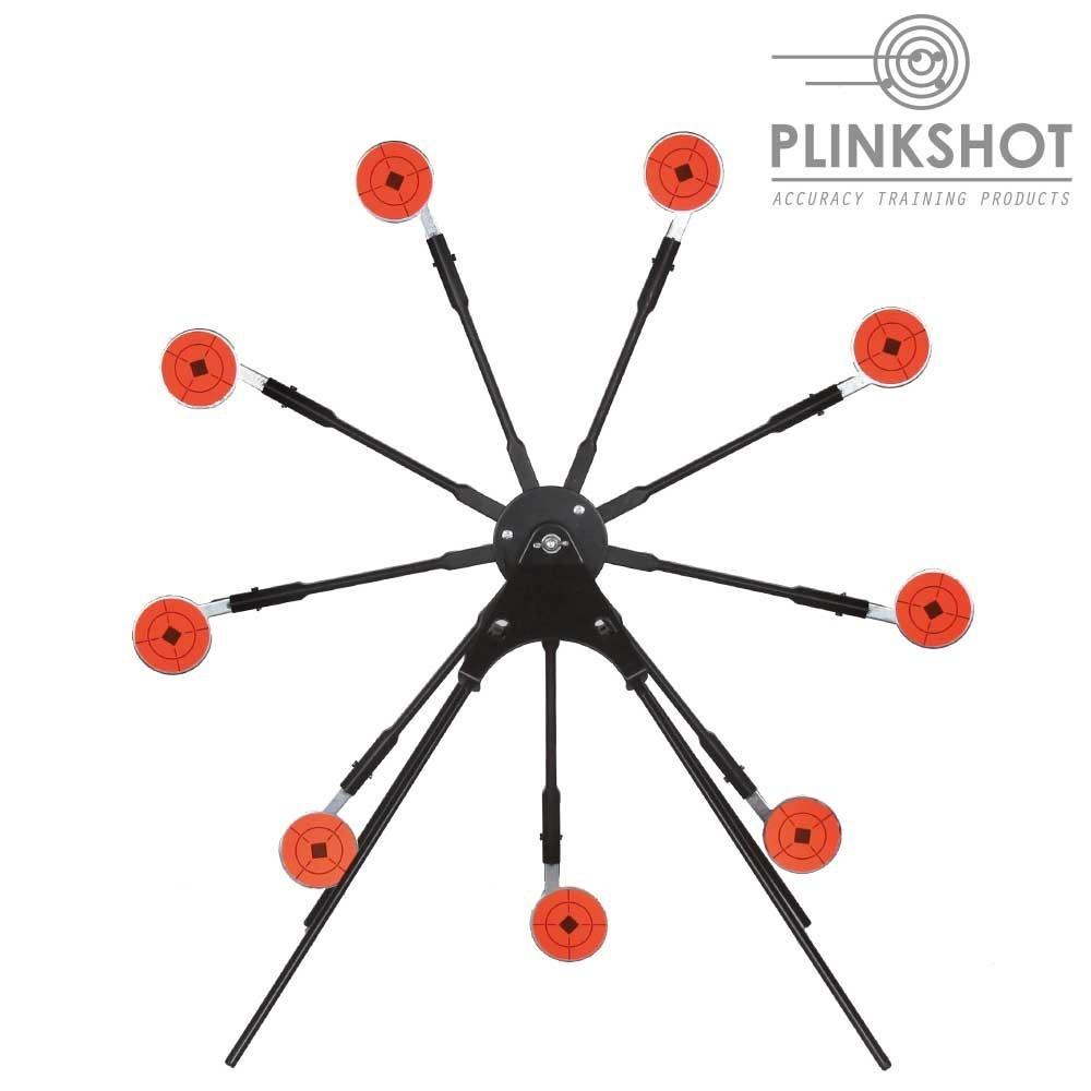 Diana giratoria 9 elementos Plinkshot