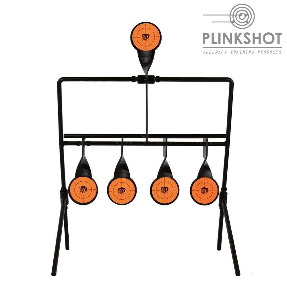 Diana rotativa easy reset Plinkshot - 5 elementos - 5mm