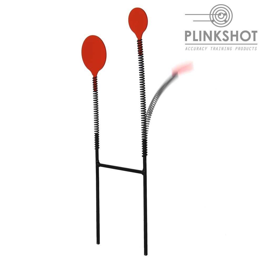Diana 2 elementos con muelle Plinkshot