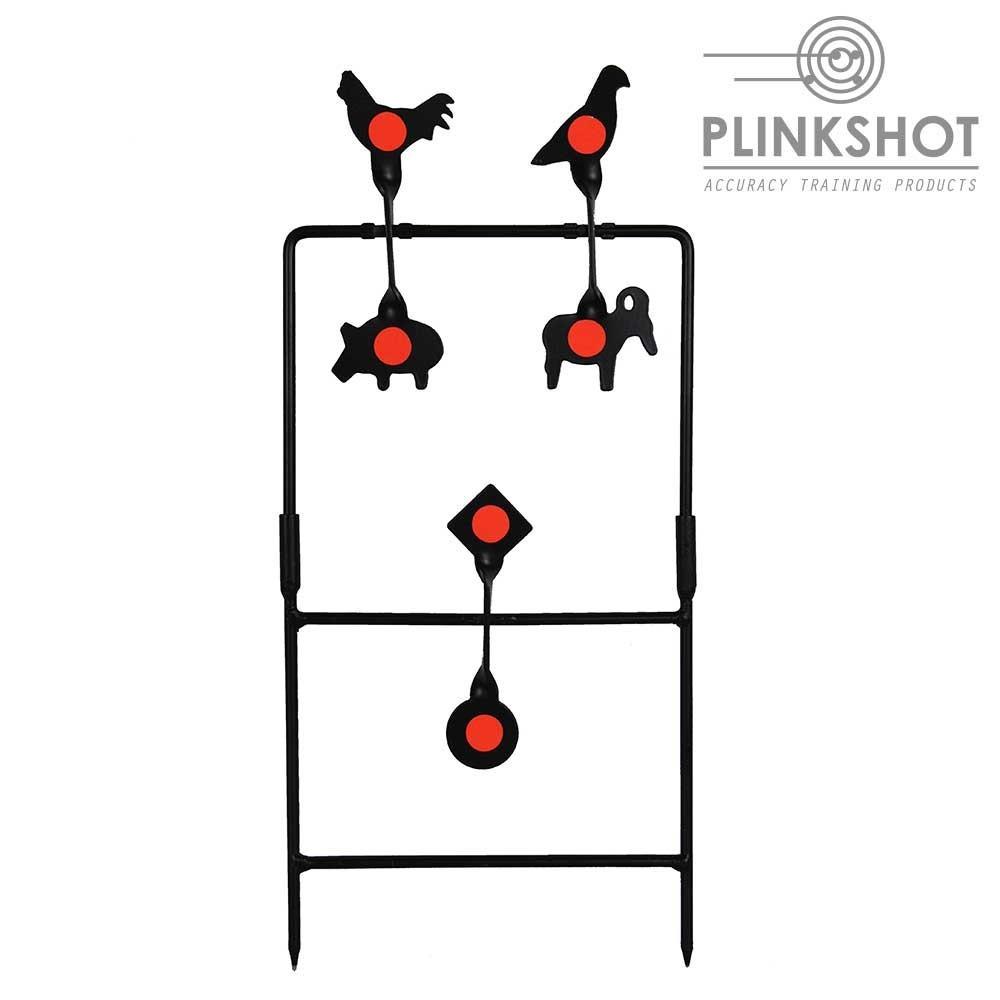 Diana 3 elem. giratorios dobles Plinkshot