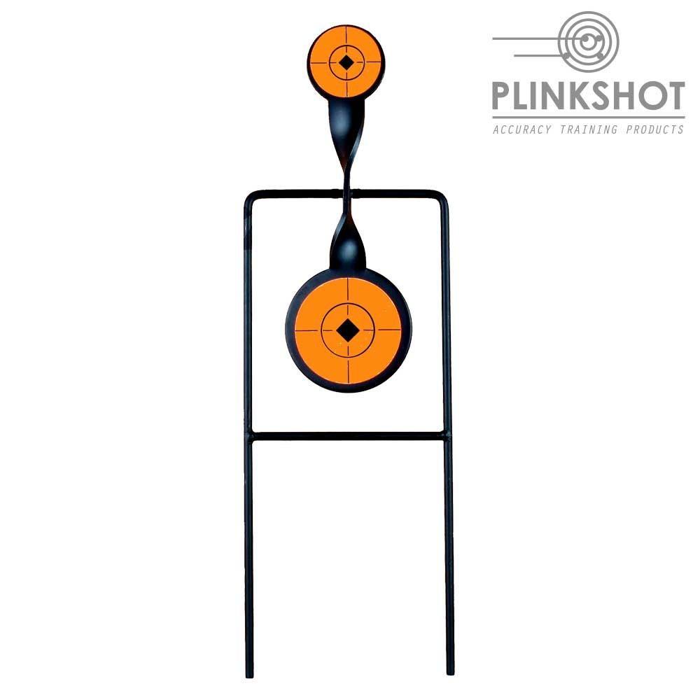 Diana 1 elemento giratorio doble Plinkshot - 9mm - alta