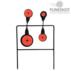 Diana 2 elementos giratorios dobles Plinkshot