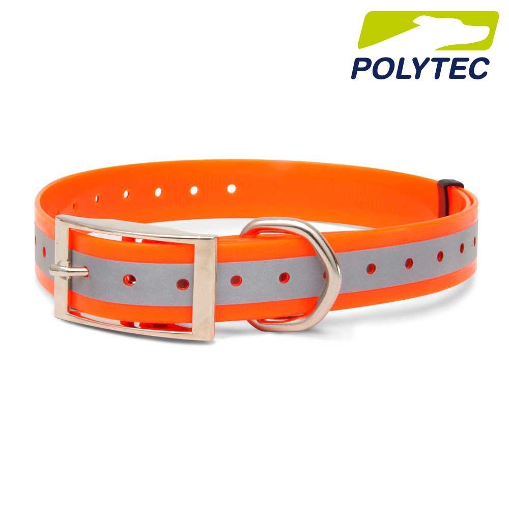 Collares Reflectantes Polytec  25 mm de ancho