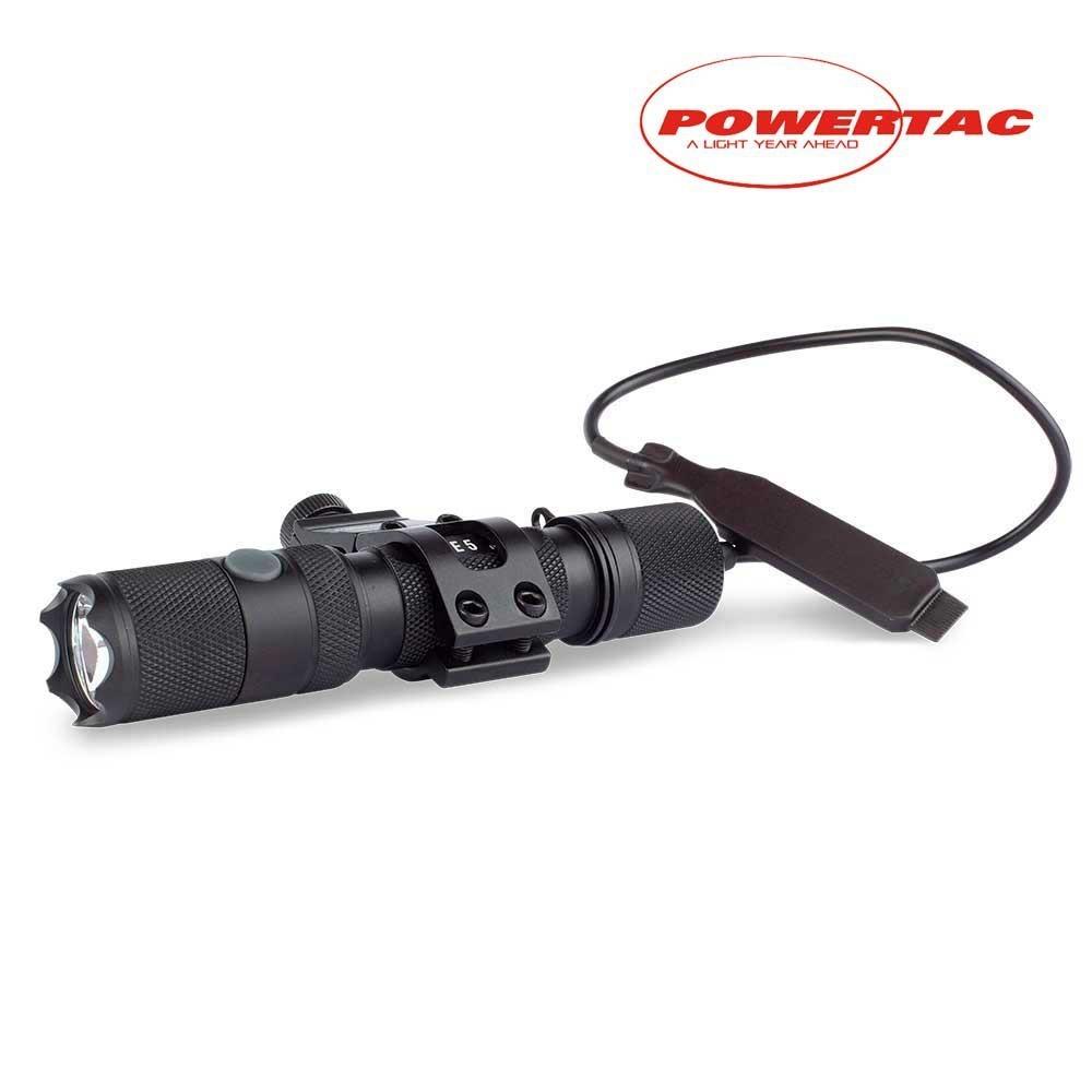 Linterna PowerTac E5 Weapon kit