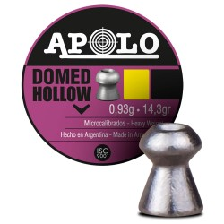 Balín APOLO Domed Hollow...