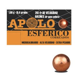 Balín APOLO Copper Esférico...
