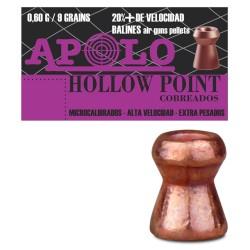 Balín APOLO Copper Hollow...