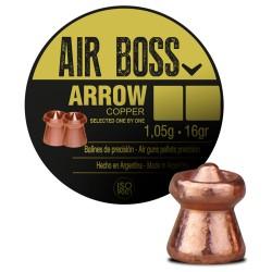 Balín AIR BOSS Copper Arrow...