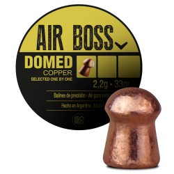 Balín AIR BOSS Copper Domed...